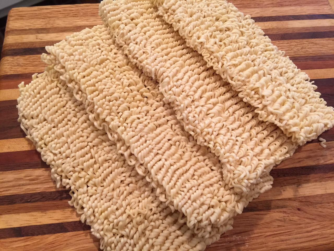 Ramen noodles for Ramen soupIMG_2188