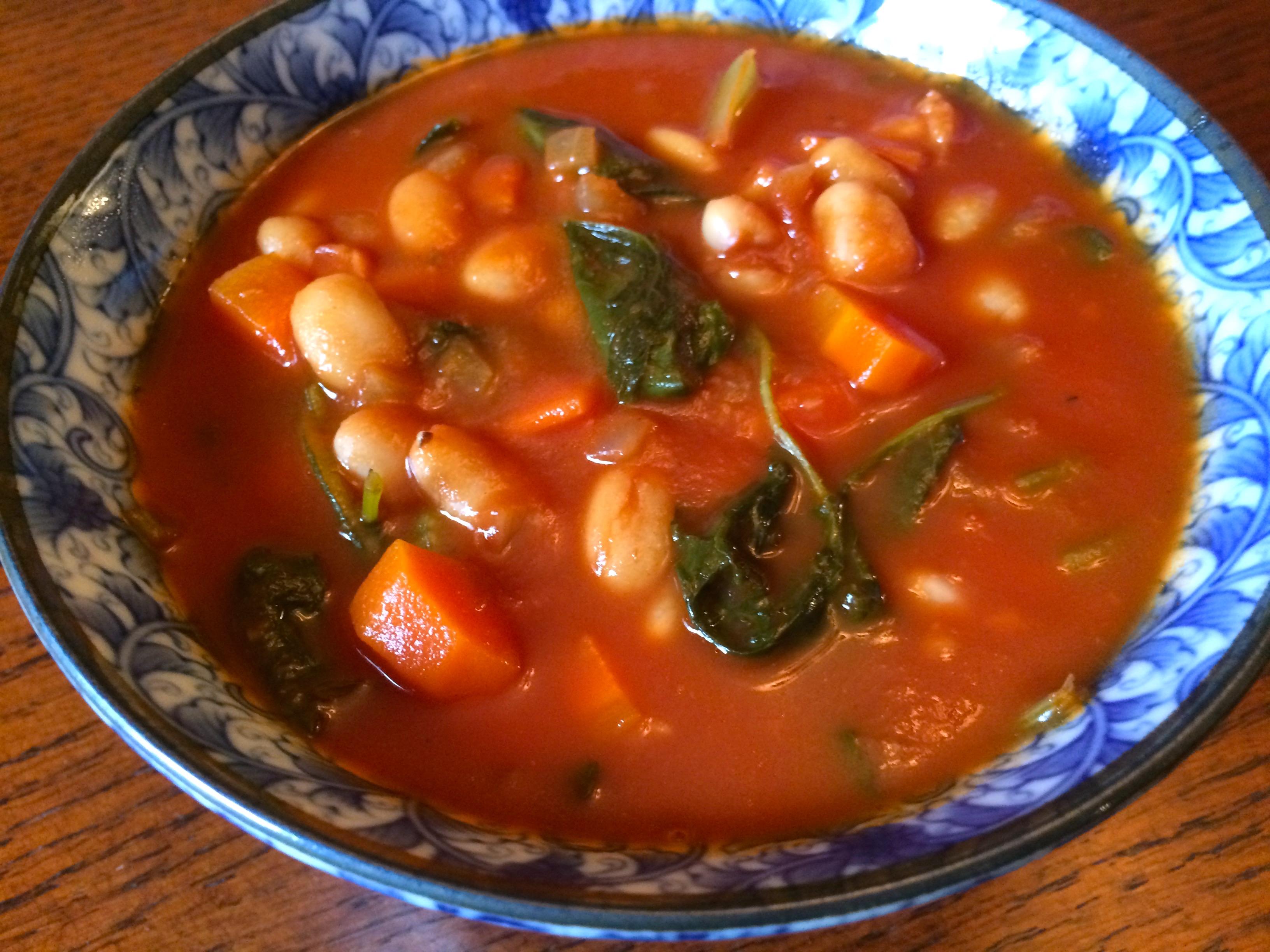 Cannlini soup
