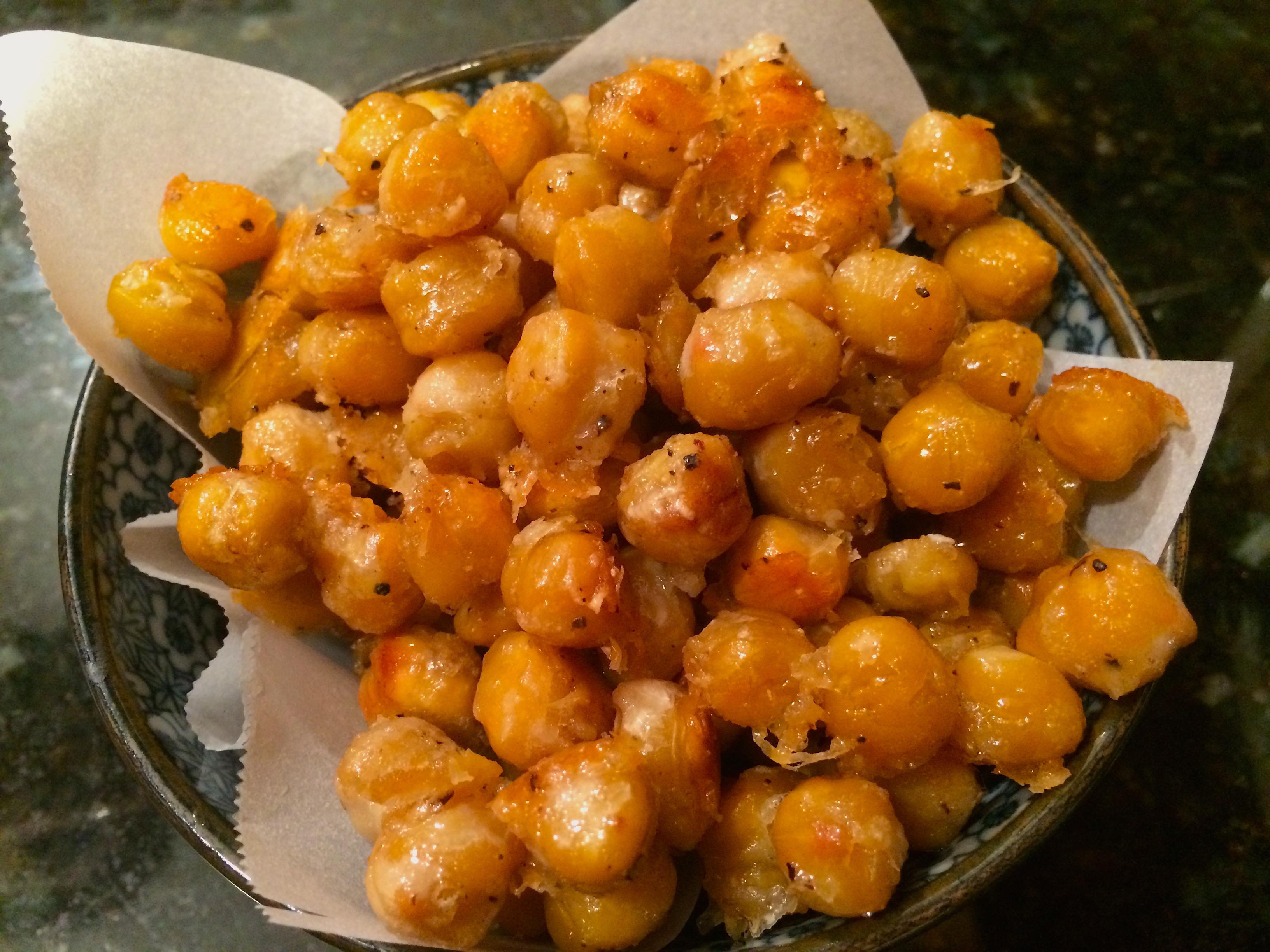 Parmesan chickpeas 1