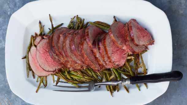 "Patricia's ""Marry Me"" Roast Beef Tenderloin"